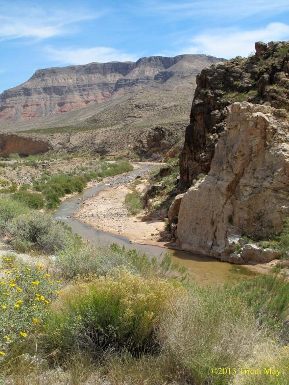 Beautiful Arizona scenery on our way to Utah