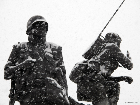 Peacekeepers Monument