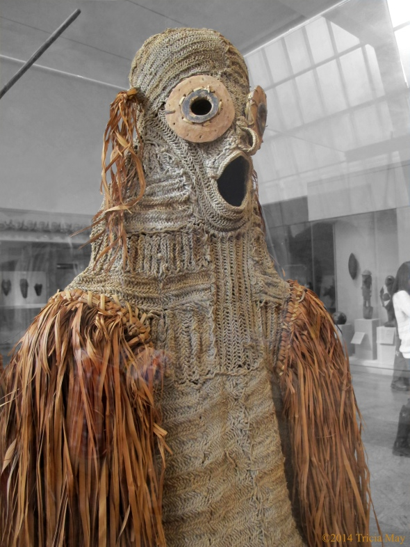 Body Mask from Papua New Guinea
