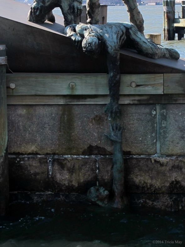 American Merchant Mariners Memorial at Battery Park