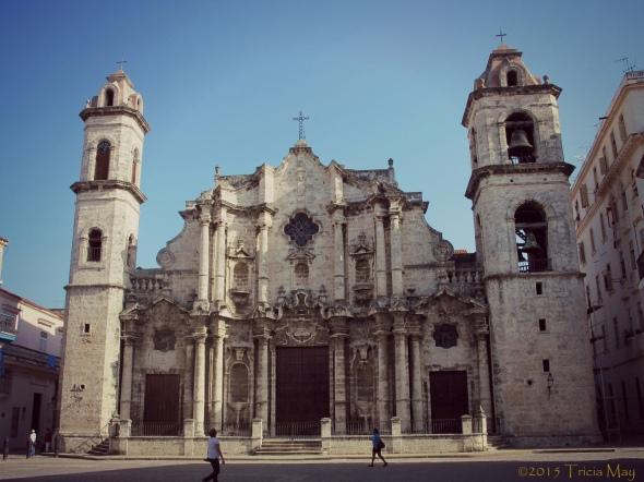 Catedral San Cristobal de la Habana 01 crop dusk ©