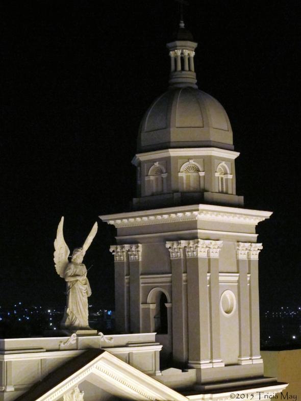Cathedral de la Asuncion in Parque  Cespedes - Santiago de Cuba 04 ©