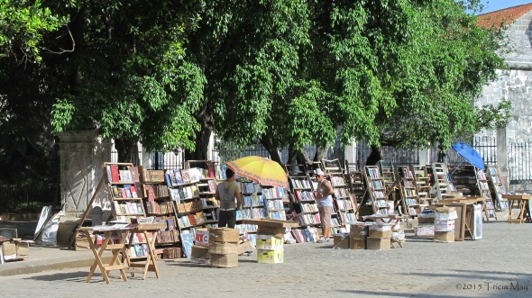 Plaza de Armas book vendors 03 crop ©