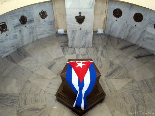 Cementerio de Santa Ifigenia - Jose Marti mausoleum interior 05 ©