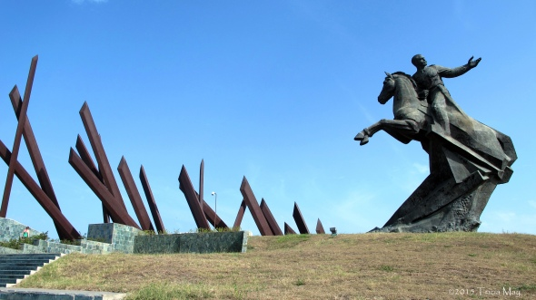 Monument to Antonio Maceo 01 ©