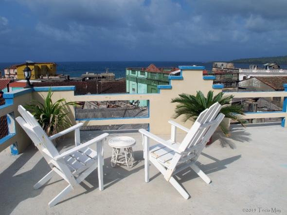 Rooftop Terrace ©