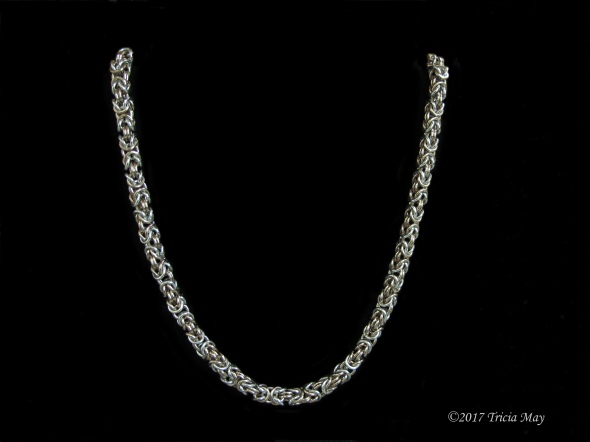 Byzantine-champagne and silver-thick ©